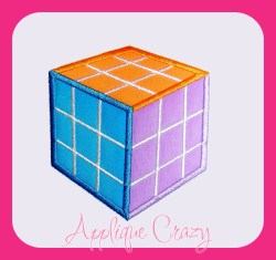 80s cube