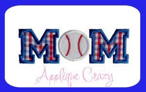 Baseball Mom