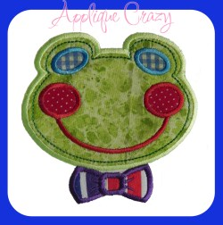 Boy frog