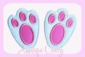 Bunny feet