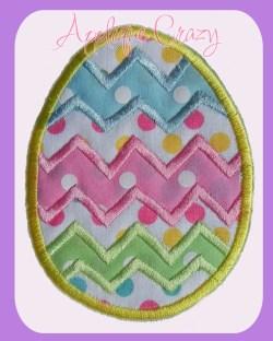 Chevron Easter Egg
