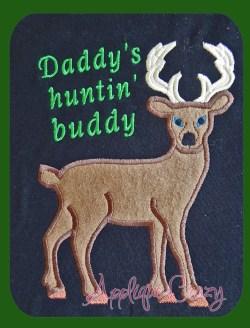 Huntin' Buddy (2 Designs Daddy's & Paw Paw's)