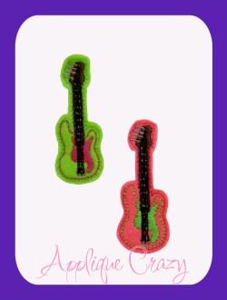 Guitar feltie