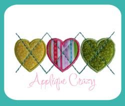 Heart  Argyle