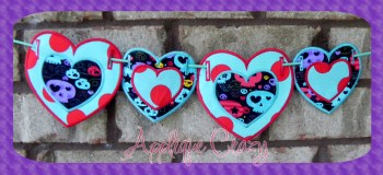 Heart Shaped Banner
