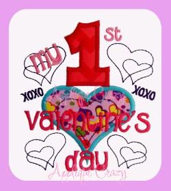 My 1st Valentine's