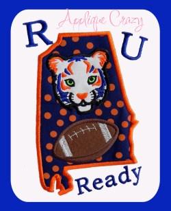 R U Ready (Tiger)