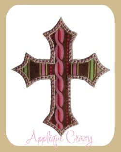 Cross Satin