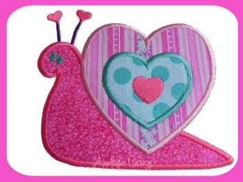 Heart Snail