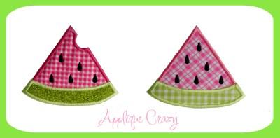 Watermelon Slices (2 designs)